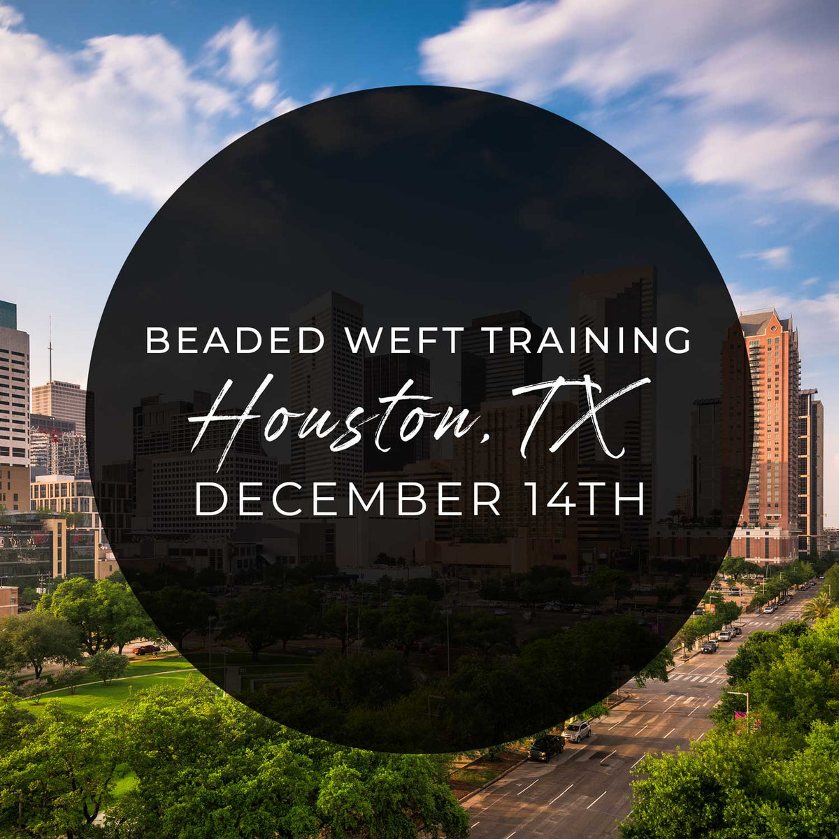 Ticket - Laced Hair Beaded Weft Extension Training Course (Houston, TX)