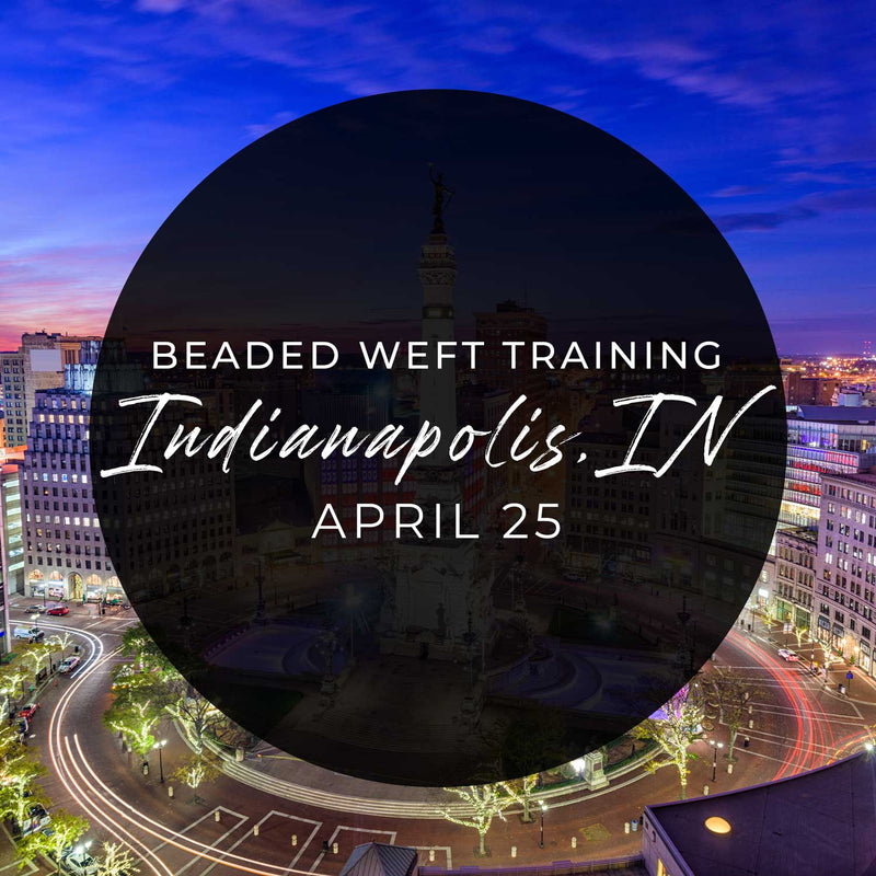 Ticket - Laced Hair Beaded Weft Extension Training Course (Indianapolis, IN)