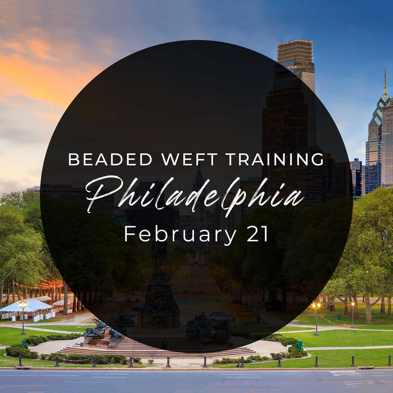 Ticket - Laced Hair Beaded Weft Extension Training Course (Philadelphia, PA)