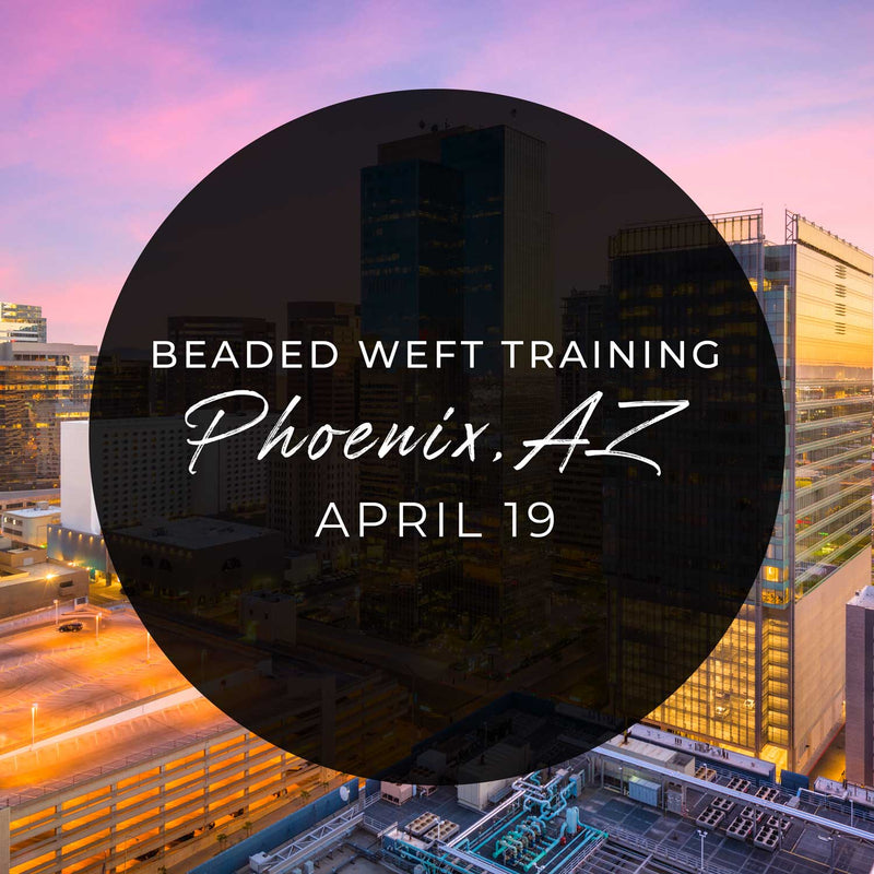 Ticket - Laced Hair Beaded Weft Extension Training Course (Phoenix, AZ)