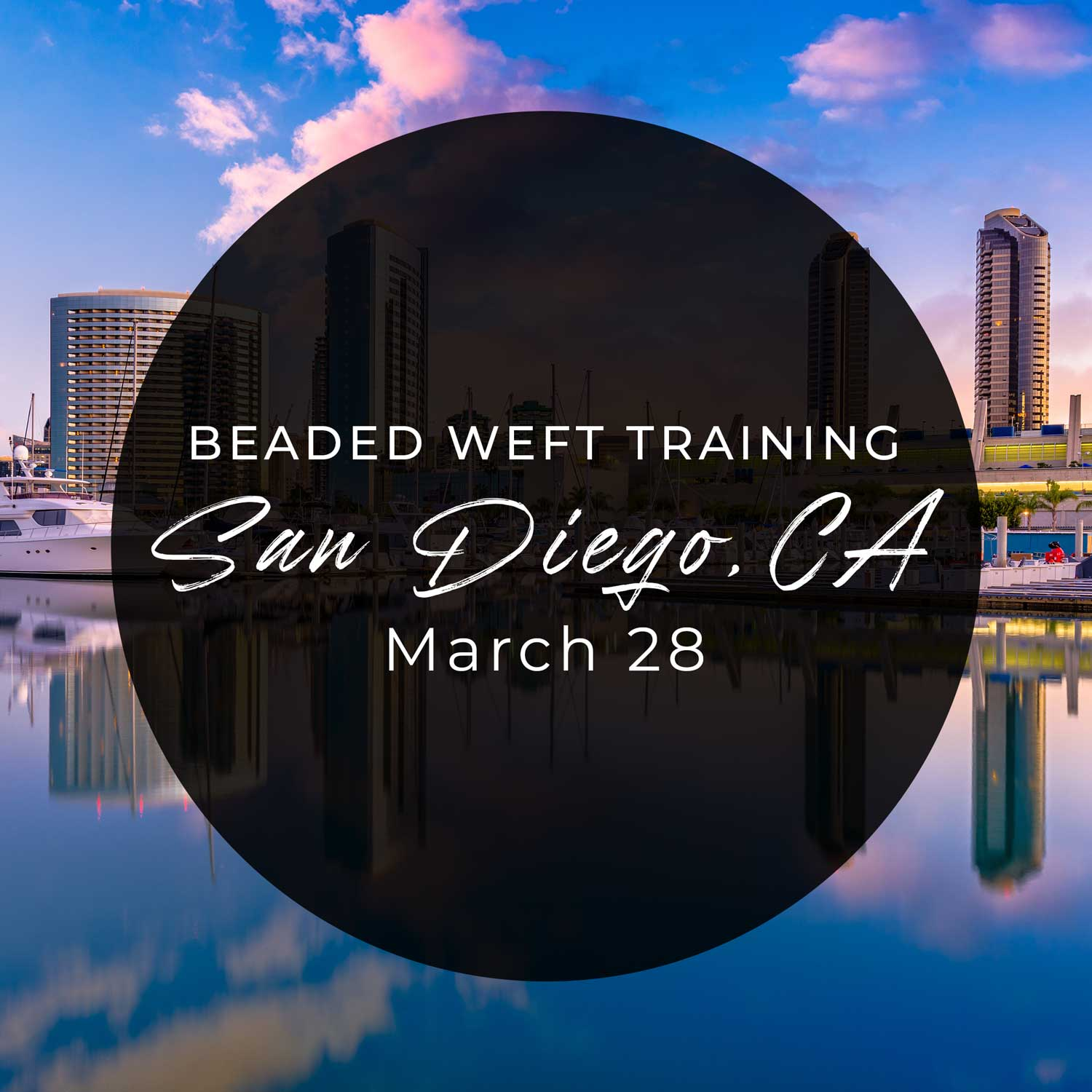 Ticket - Laced Hair Beaded Weft Extension Training Course (San Diego, CA)