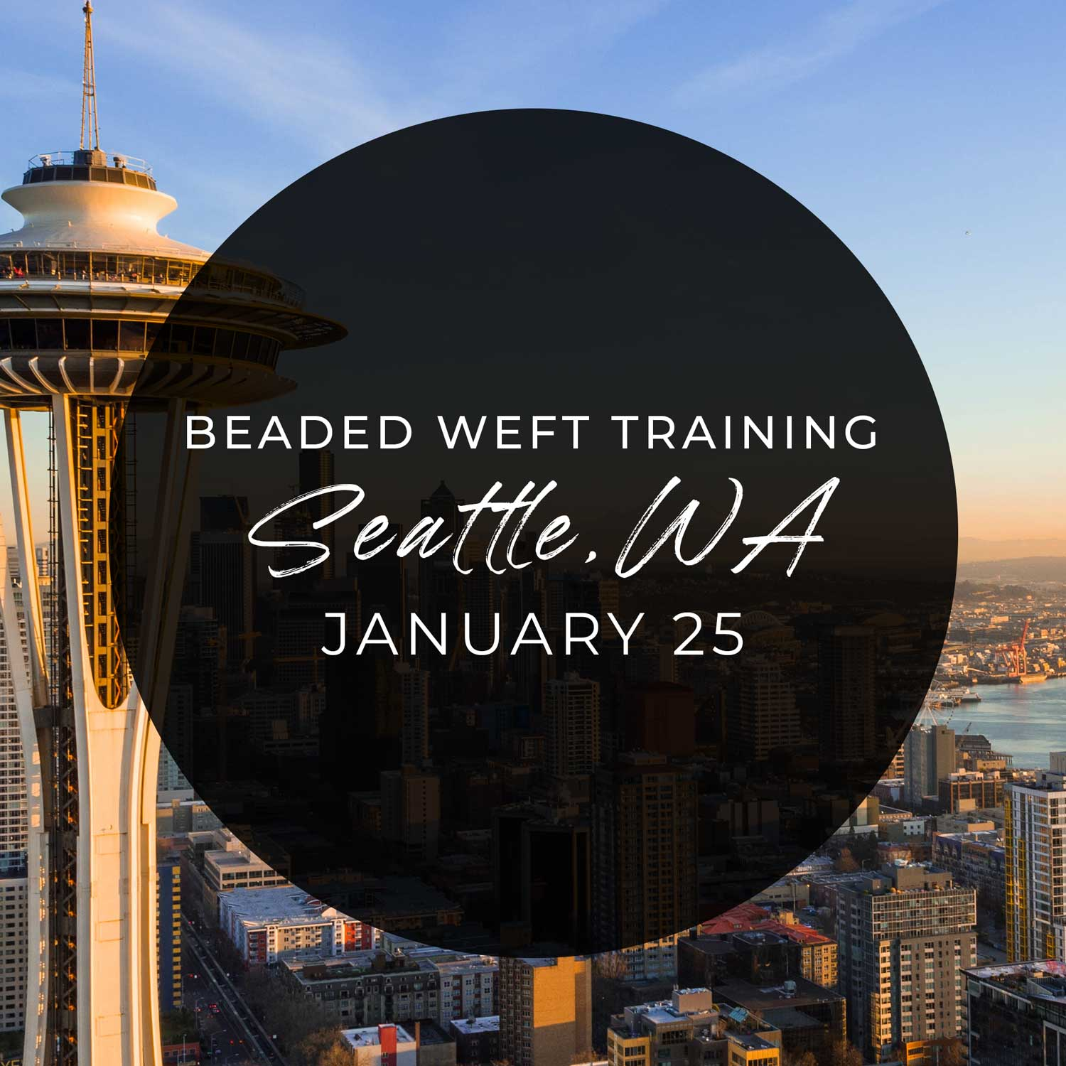 Ticket - Laced Hair Beaded Weft Extension Training Course (Seattle, WA)
