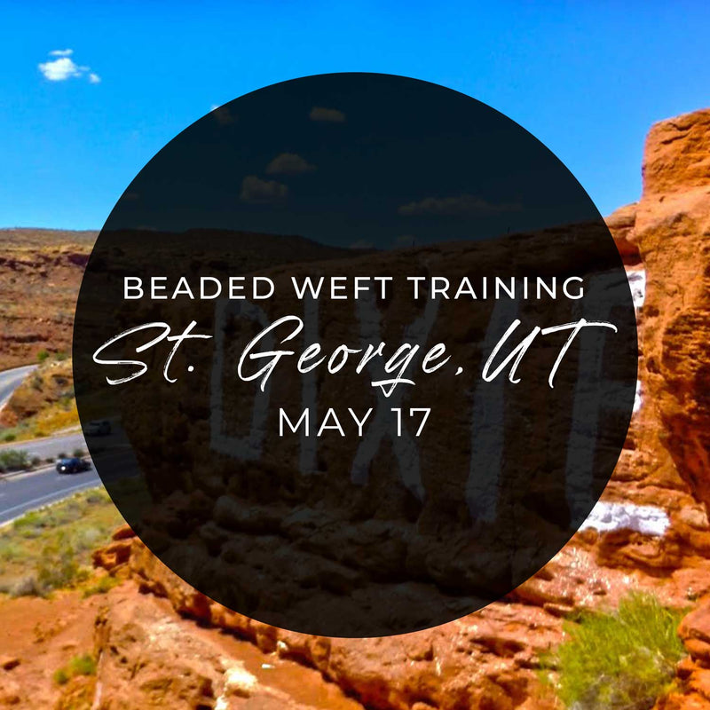 Ticket - Laced Hair Beaded Weft Extension Training Course (St George, UT)