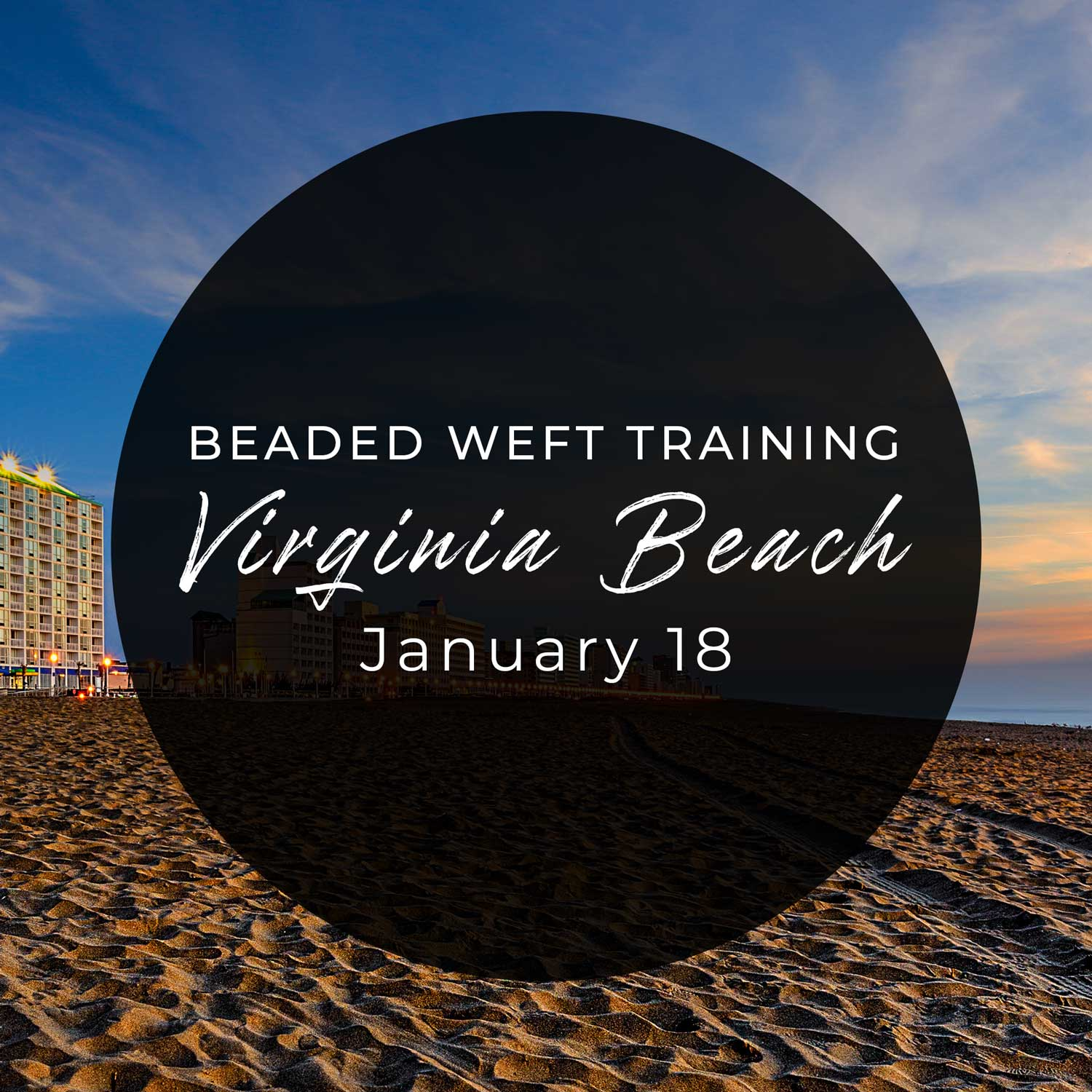Ticket - Laced Hair Beaded Weft Extension Training Course (Virginia Beach, VA)