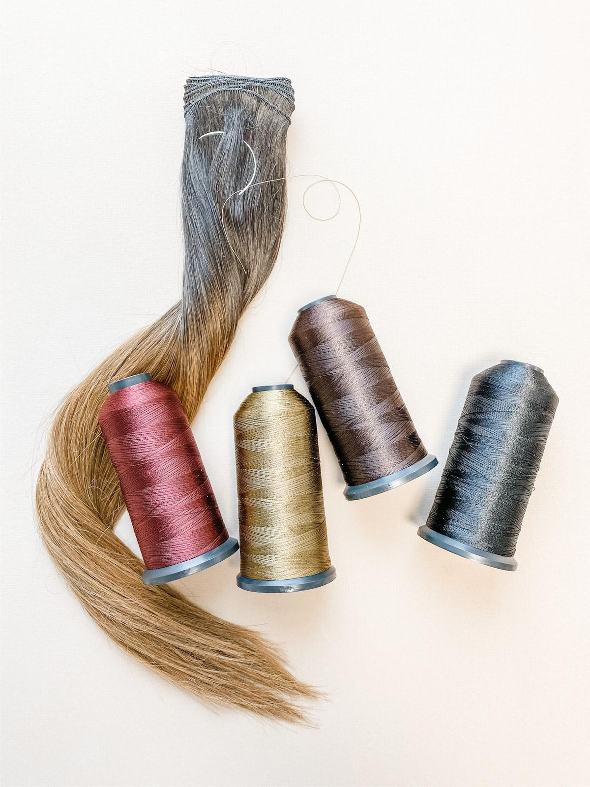 Tools - Laced Hair Thin Weaving Thread