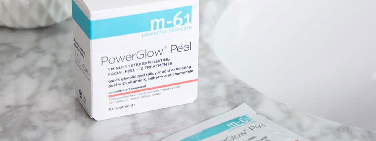 The PowerGlow® Peel