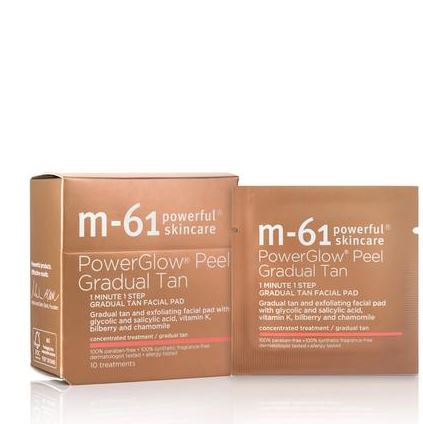 PowerGlow® Peel Gradual Tan