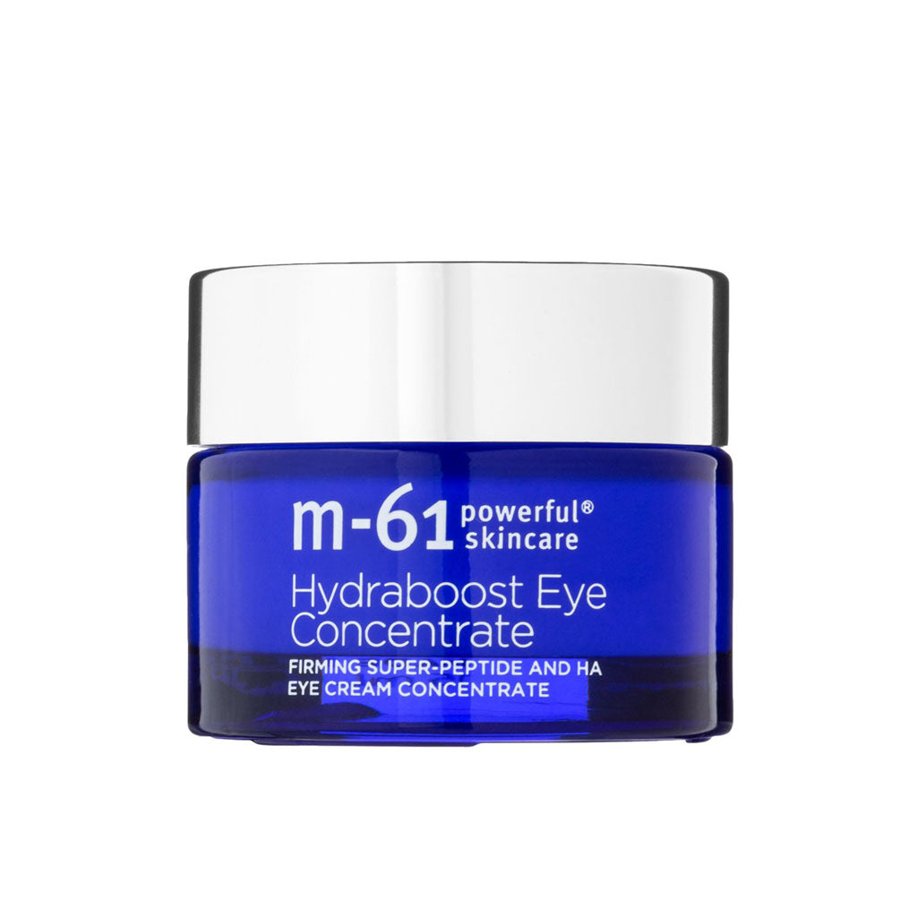 Hydraboost Eye Concentrate - Firming Super-Peptide & HA Eye Cream – m-61  powerful skincare