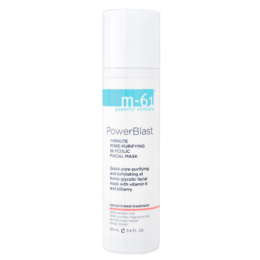 PowerBlast Facial Mask