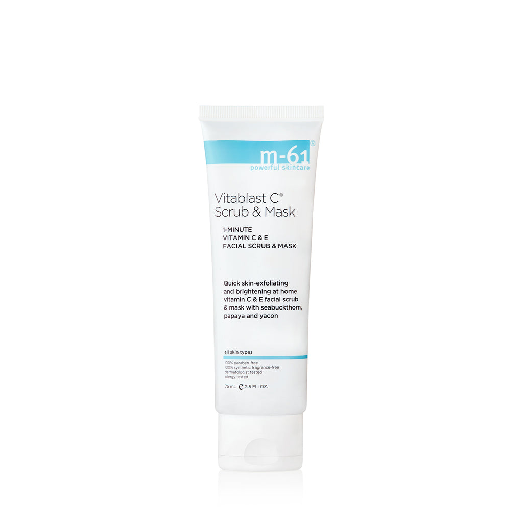 Vitablast C® Scrub and Mask