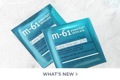 M-61 Powerglow Peel Extra Strength is here