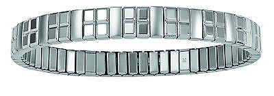 Energetix Wellness Magnetic Flexi Stainless Steel Bracelet