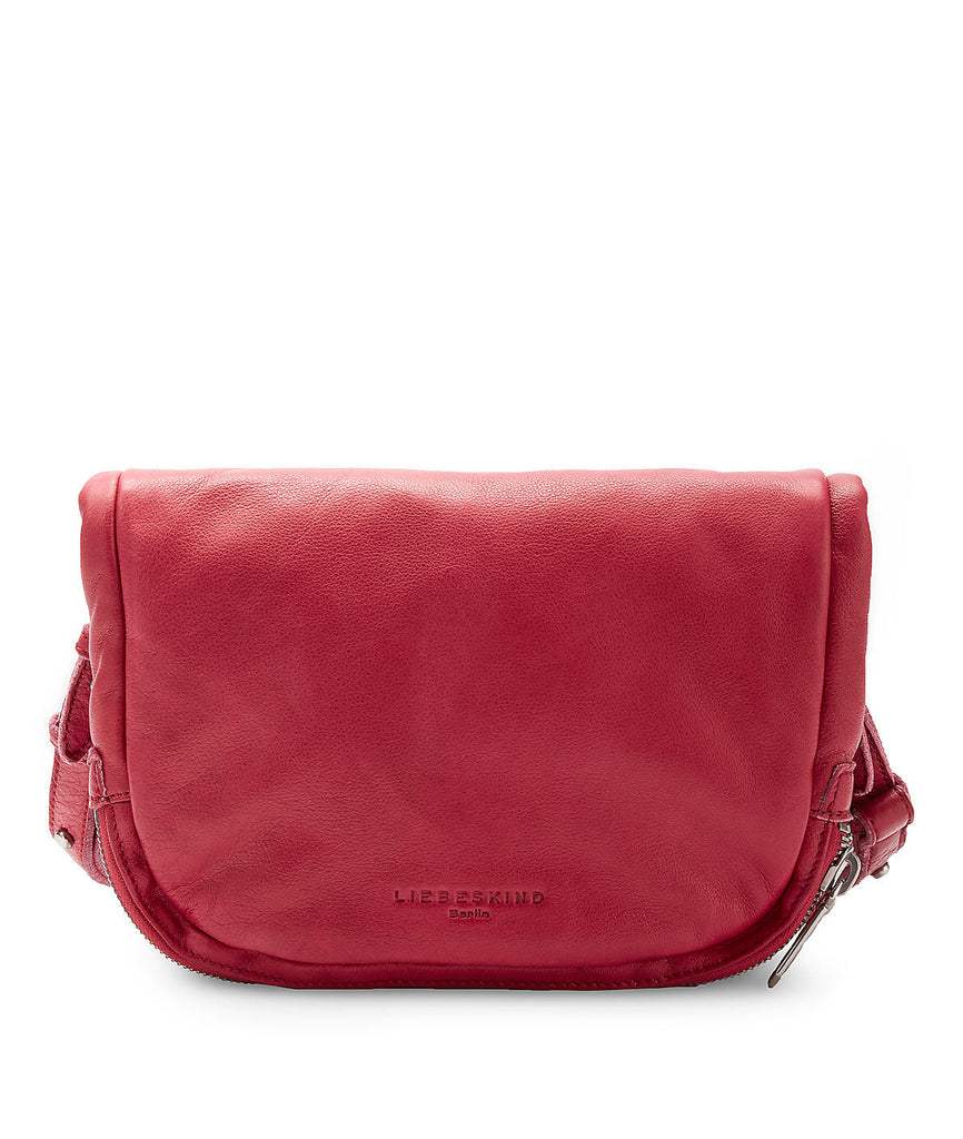 Liebeskind Berlin Double Dyed Suzuka Crossbody Bag Cherry Blossom Red