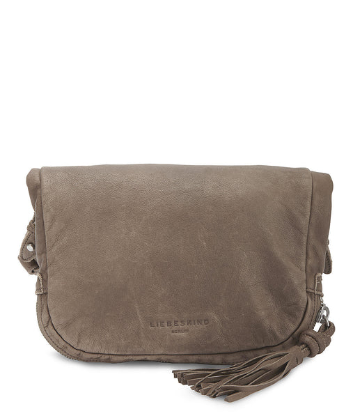 Liebeskind Berlin Fringe Suzuka F7 Crossbody Bag Rhino Brown