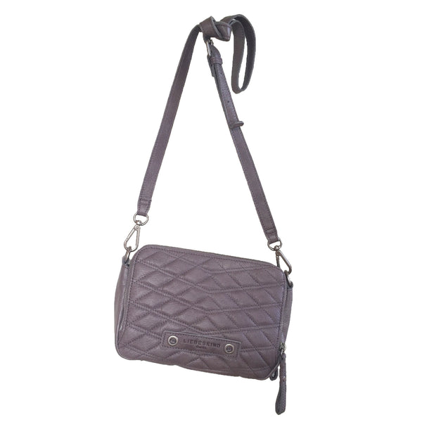 Liebeskind Berlin Double Dyed Anett Crossbody Bag New Flint