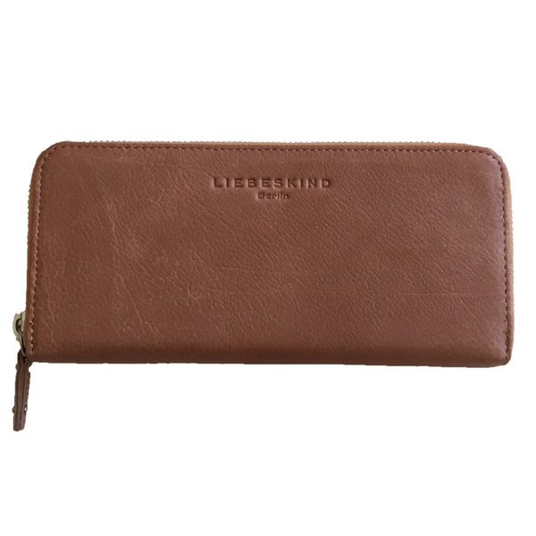 Liebeskind Berlin Vintage Sally D Wallet Brandy