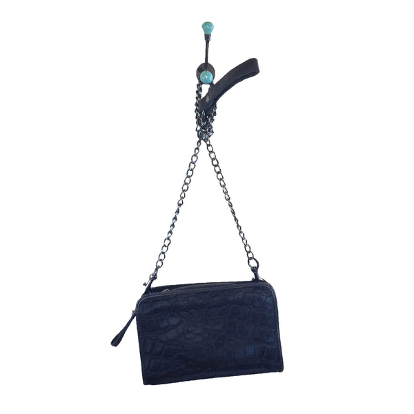 Liebeskind Berlin Repile Crissy Crossbody Bag Black