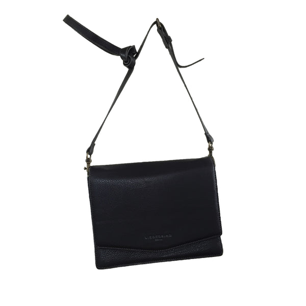 Liebeskind Berlin New Vintage Dallas Shoulder Bag Black