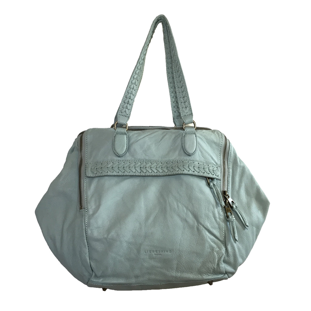 Liebeskind Berlin Icon Kayla Tote Leather Pistache
