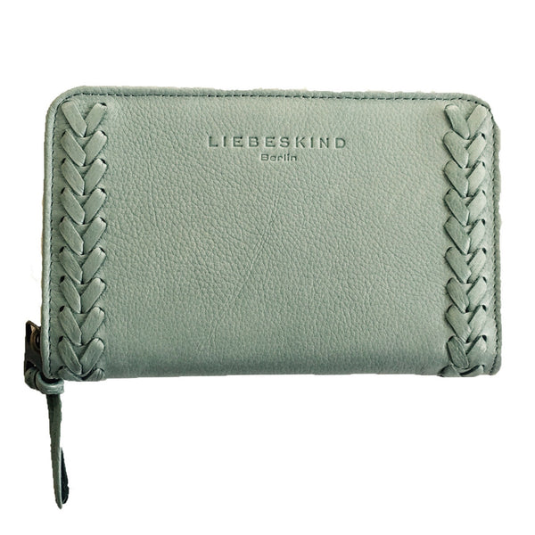 Liebeskind Berlin Icon Nora Leather Wallet Pistache