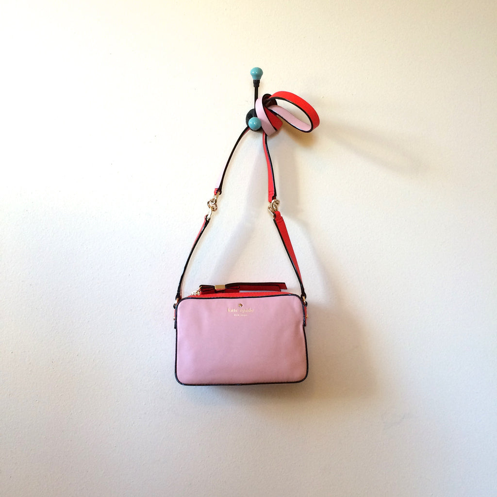 Kate Spade Highliner Clover Crossbody Bag Cipria