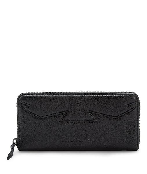 Liebeskind Berlin Double Dyed Sally F7 Wallet Nairobi Black