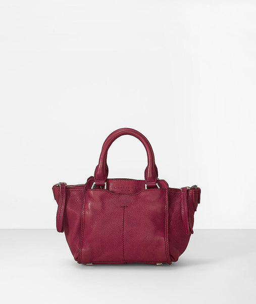 Liebeskind Berlin Toredo Minya Satchel Blood Red