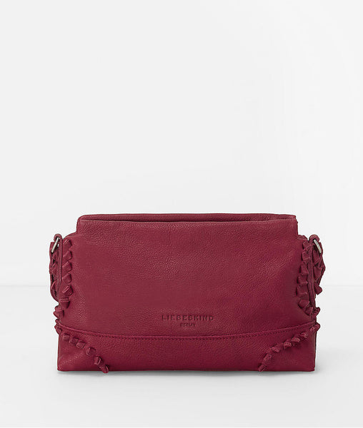 Liebeskind Berlin Double Sapporo F7 Shoulder Bag Blood Red