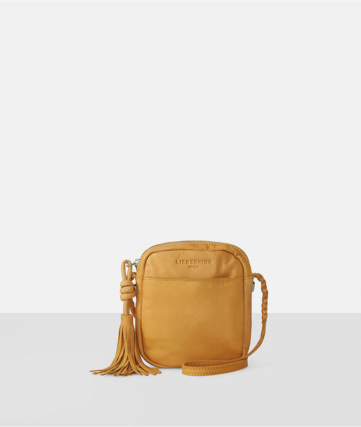 Liebeskind Berlin SuClut Chiisana Crossbody Bag Sundown Yellow