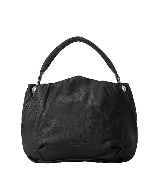 Liebeskind Berlin Icon Dalea Leather Hobo Nairobi Black