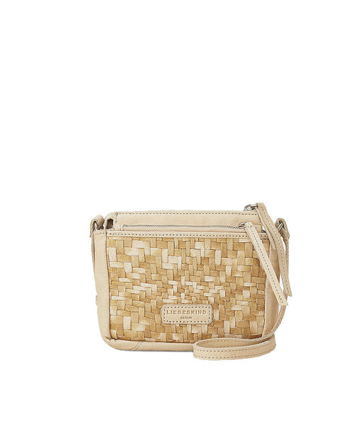 Liebeskind Berlin Beach Wave Katima Crossbody Bag Beach Sand