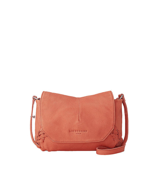 Liebeskind Berlin DePlBD Massawa Leather Crossbody Bag Reef Coral