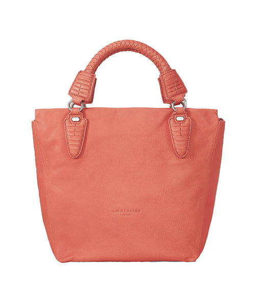 Liebeskind Berlin Double Dyed Kobe S7 Shoulder Bag Reef Coral