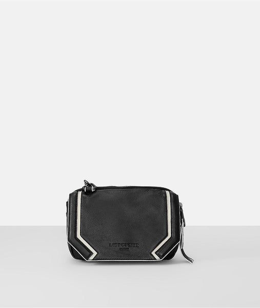 Liebeskind Berlin Double Dyed Maike S7 Crossbody Bag Nairobi Black