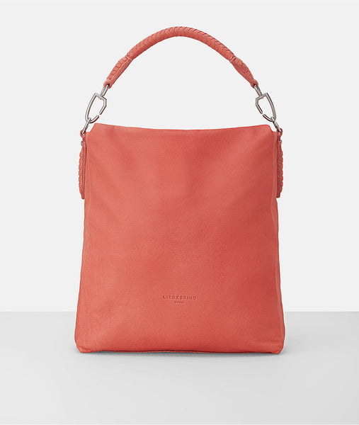 Liebeskind Berlin Double Dyed Tokio S7 Shoulder Bag Reef Coral
