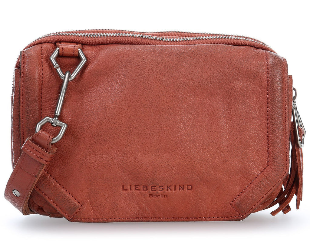Liebeskind Berlin Vintage Maike E Crossbody Bag Dragon Rust
