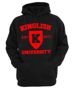Classic Kinglish University Hoodie