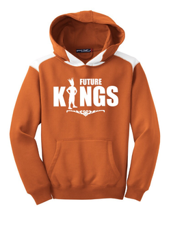Future King Contrast Hoodie (youth)
