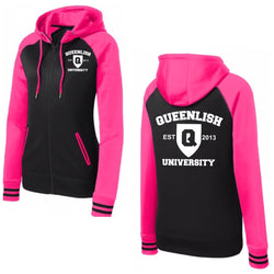 Queen University Full Zip Hoodie