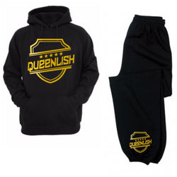 Queen 24k Sweatsuit (2pc)
