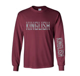 Kinglish Flatline Long Sleeve Tees