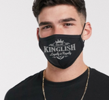 Kinglish Loyalty Facemask