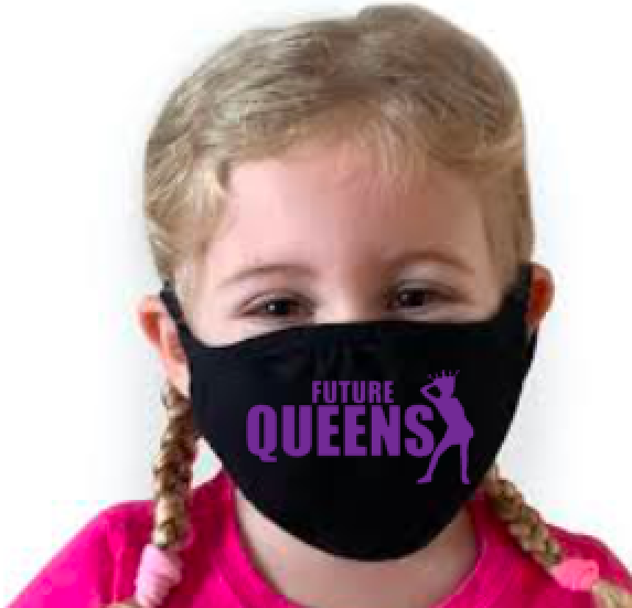 Future Queen Youth Mask