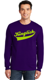 Purple Kinglish Pro Tail LongSleeve