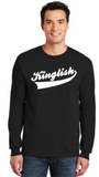 Black Kinglish Pro Tail LongSleeve