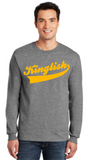 Gray Kinglish Pro Tail LongSleeve