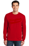 Red Kinglish Pro Tail LongSleeve