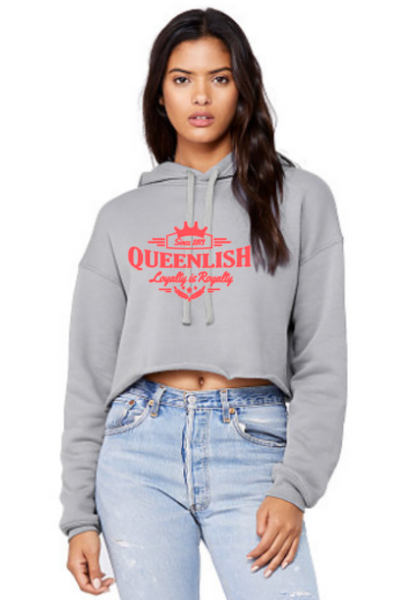 Crop It Loyalty Hoodie