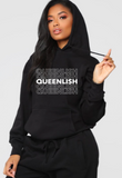 Queenlish on Repeat Hoodie
