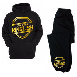 King 24k Sweatsuit (2 pc)